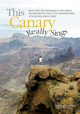 Gran Canaria: This Canary Really Sings