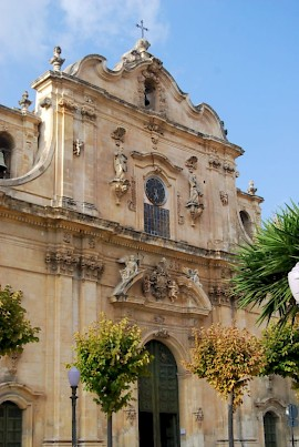 Sicily: Going for Baroque