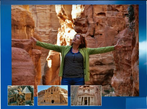 Never Trust a Travelwriter in Petra
