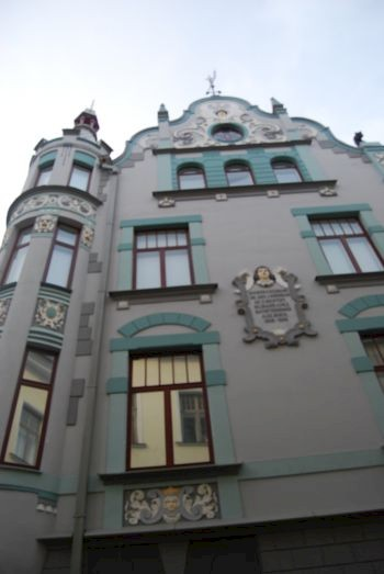 Tallinn Art Nouveau © Lisa Gerard-Sharp