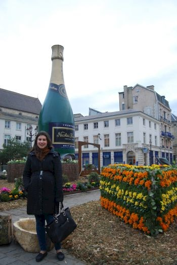 Seriously Champagne in Chalons © Lisa Gerard-Sharp