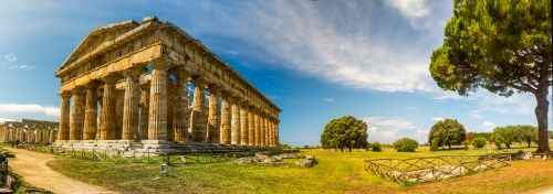 Paestum is Cilento's greatest Classical site © Paestum