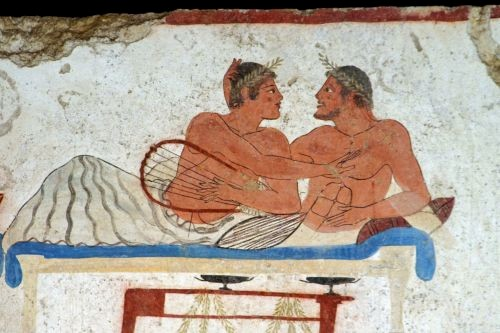 The Ancient Greeks didn't give a fig for propriety © Paestum