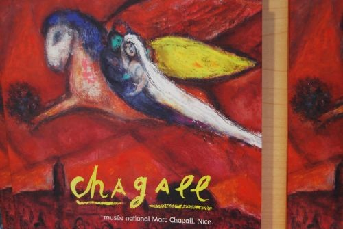 Chagall in Nice © Lisa Gerard-Sharp